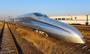 High Speed Rail From Houston To Dallas?!