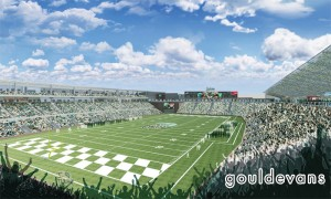 Let's Get The Tulane Green Wave Their Own Stadium