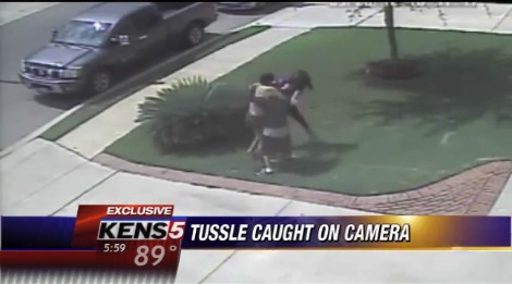 Man Fights Two Burglars In His Underwear After He Caught Them Breaking In His Home (Video)