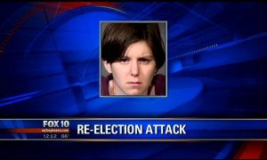 Woman Runs Over Husband With SUV Because He Didn't Vote